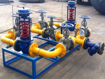 Chemical Industry pressure regulator customized